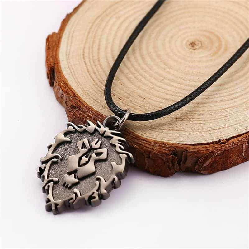 WoW Alliance Necklace
