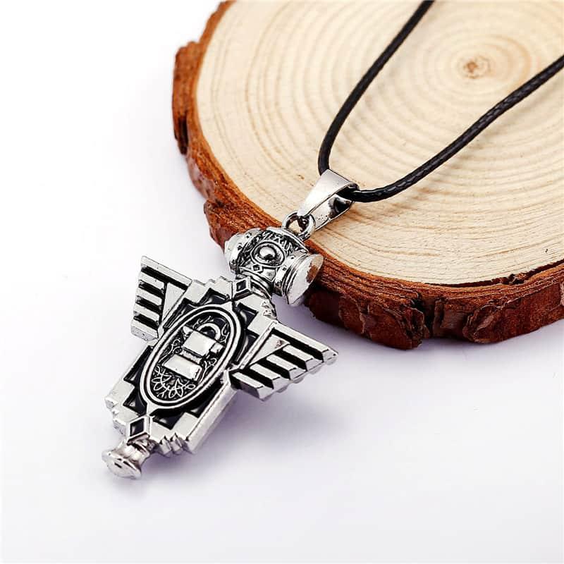 WoW Necklace - Dwarven's Crest