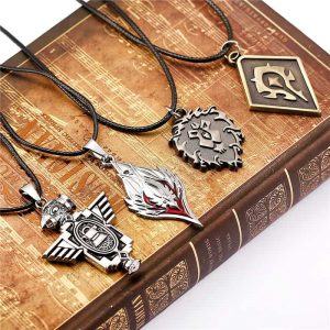 World of Warcraft Faction Necklace