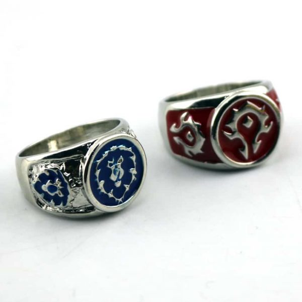 Hearthstone Rings - Alliance and Horde