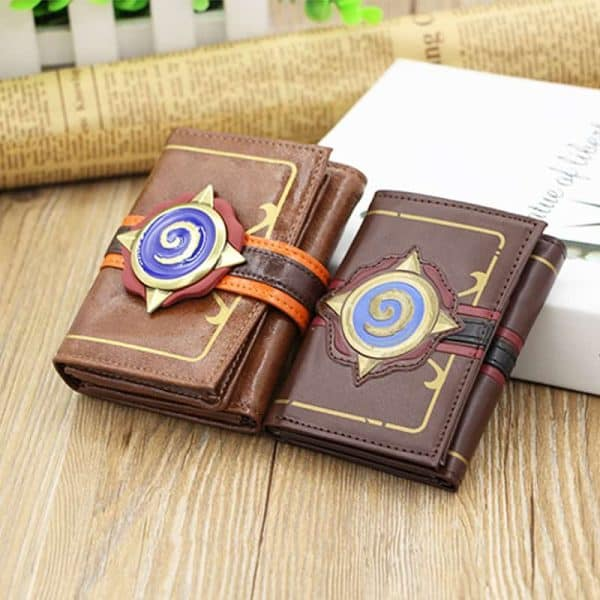 Hearthstone Leather Wallet