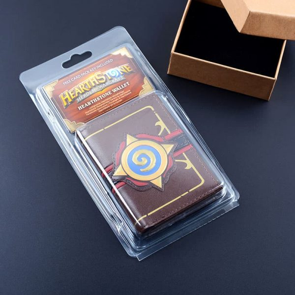 Hearthstone Wallet in foil