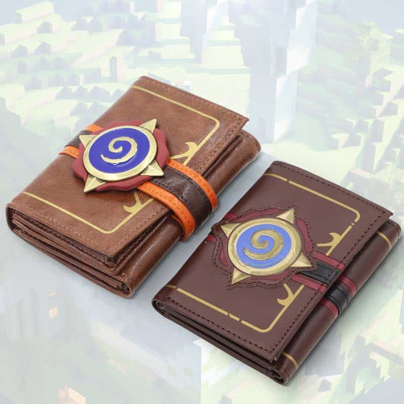 Hearthstone Wallet with Buckle/Without Buckle