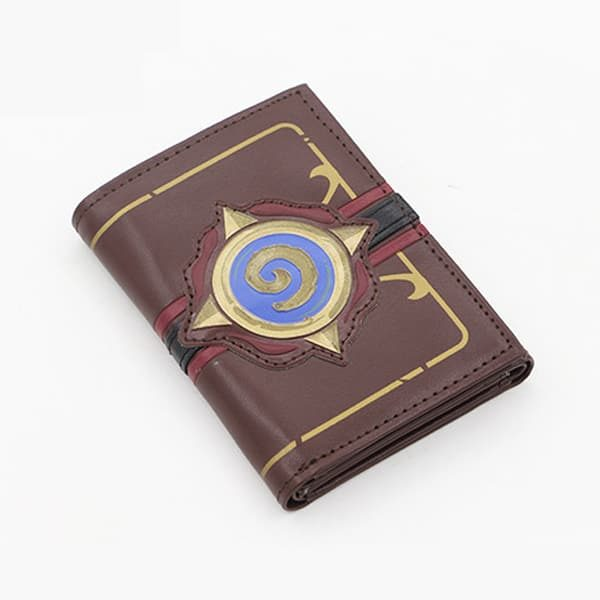 Hearthstone Wallet without buckle