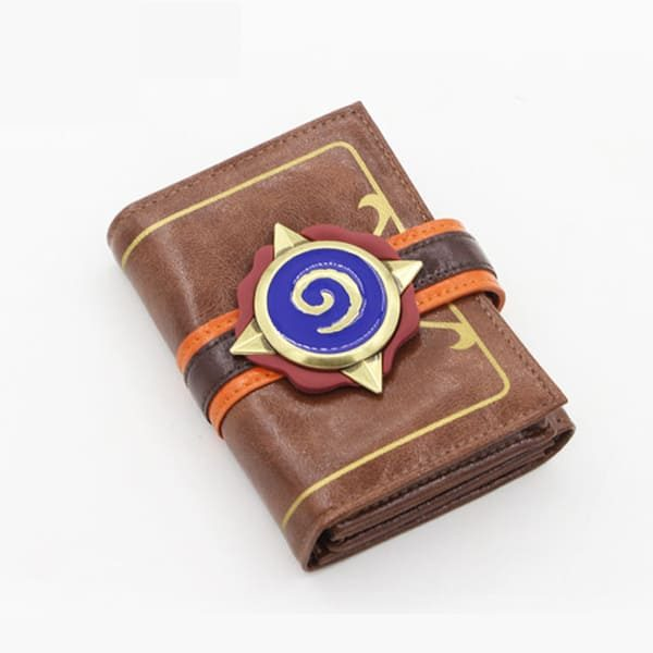 Hearthstone Wallet with buckle