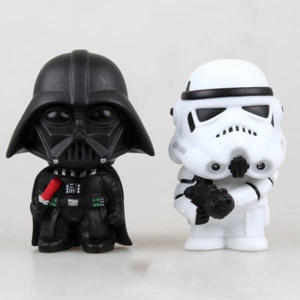 Buy SW Action figure - Stromtrooper / Darth Vader