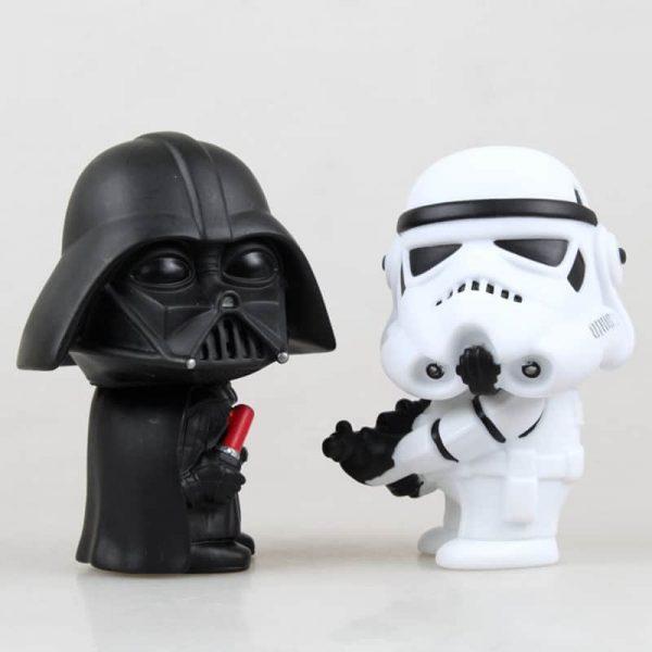 Star Wars Action figure - Stromtrooper / Darth Vader