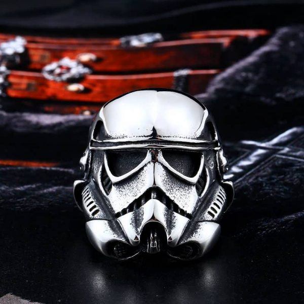 Buy Star Wars Ring - Stormtrooper