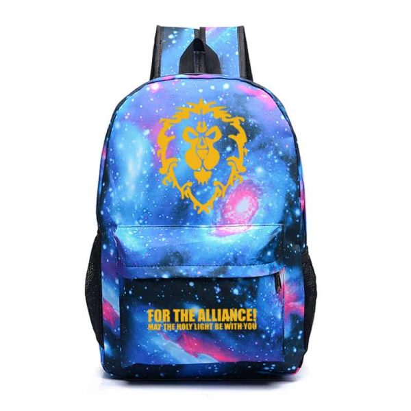 World of Warcraft Backpack Space