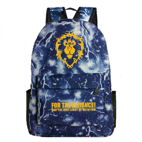 World of Warcraft Backpack Thunder