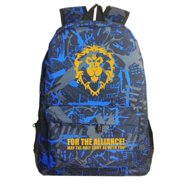 World of Warcraft Backpack Spray