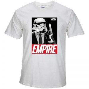 SW Short Sleeve T-shirt - Empire Stormtroopers