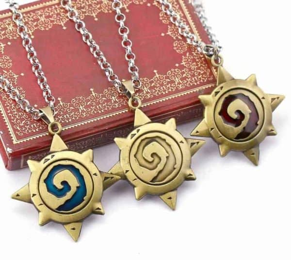 Hearthstone Stainless Necklace