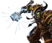 World-of-Warcraft-ThrallPNG