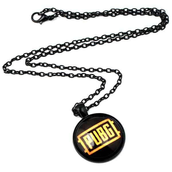 PlayerUnknown's Battlegrounds necklace