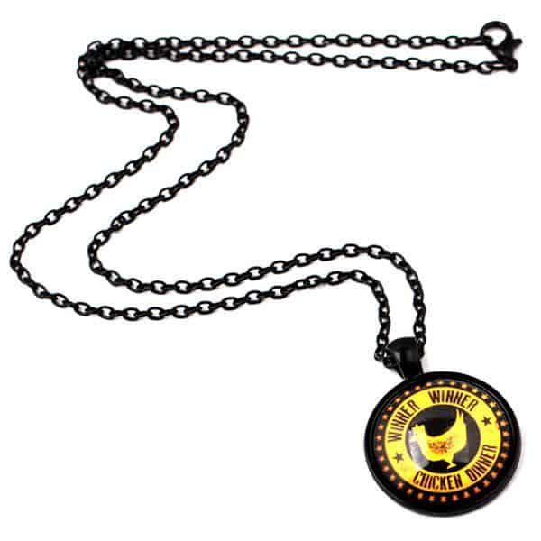 Winner winner chicken dinner PUBG Necklace