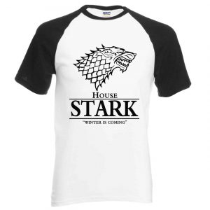 Game of Thrones T-shirt Black sleeve