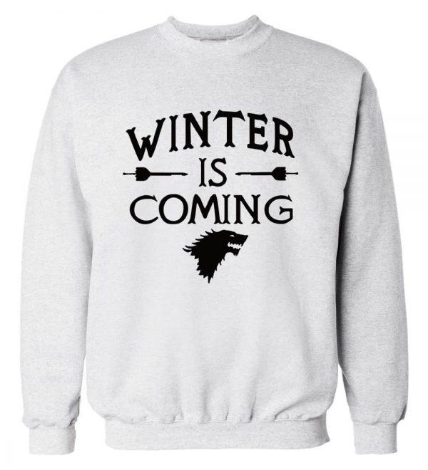 Game of Thrones Sweatshirts - Winter is Coming 2