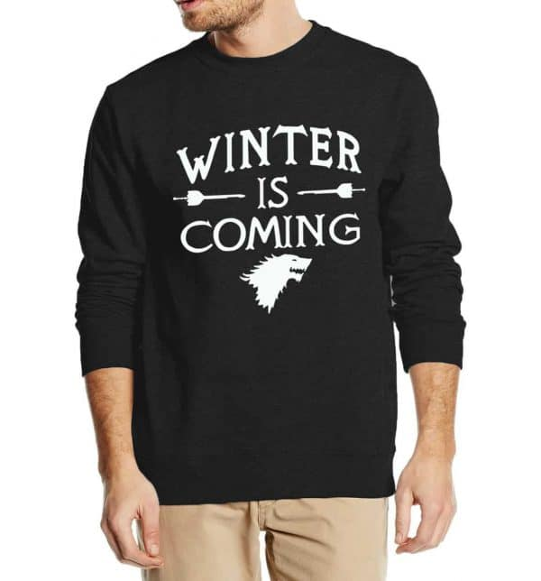 Game of Thrones Sweatshirts - Winter is Coming