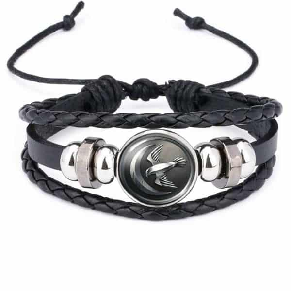 Game Of Thrones Unisex Leather Bracelet - House Arryn
