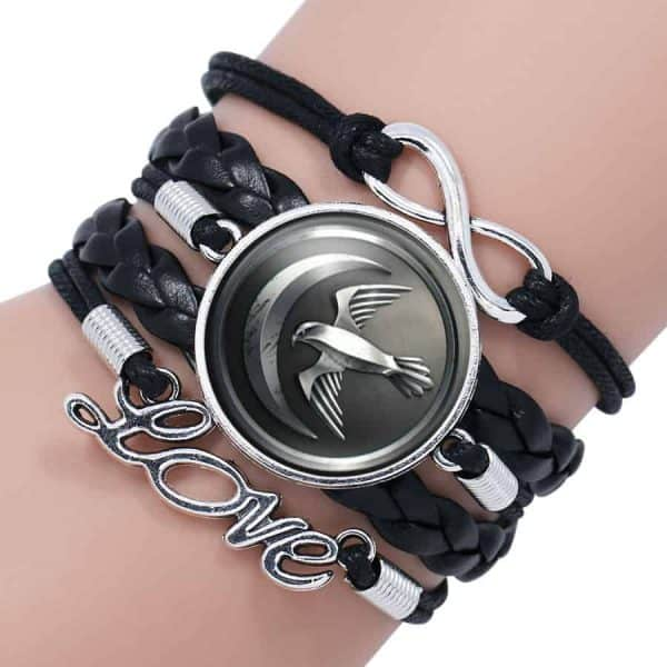 Game of Thrones Woman Leather Bracelet - Arryn
