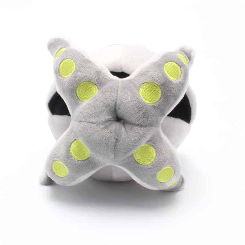 Plush toy Genji from Overwatch - pachimari bottom