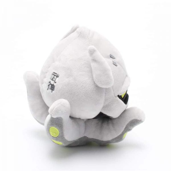 Genji plush toy pachimari overwatch