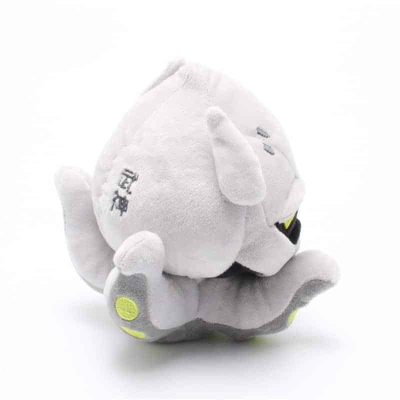 Genji plush toy pachimari overwatch