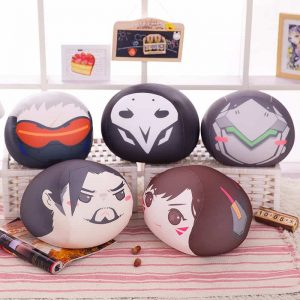 Overwatch Hero Pillow