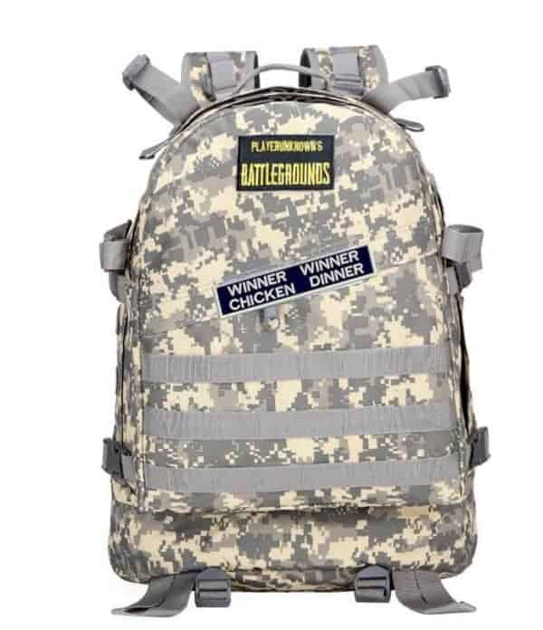 PUBG Level 3 Backpack Camouflage
