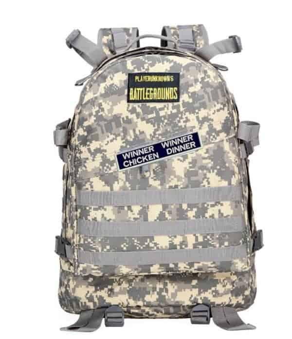 PUBG Level 3 Backpack Camouflage