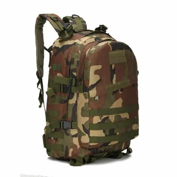 PUBG Level 3 Army Backpack
