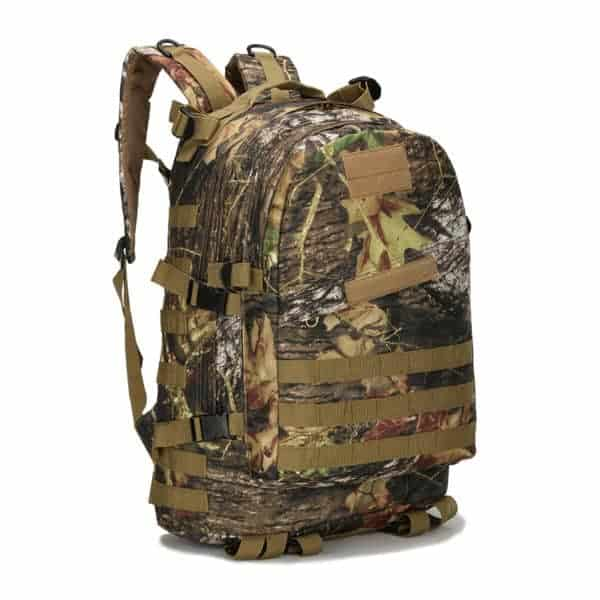 PUBG Level 3 Army Backpack with pockets