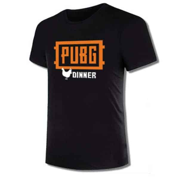 Playerunknown's Battlegrounds T-Shirt - Winner Chicken Dinner