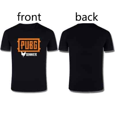 Playerunknown's Battlegrounds T-Shirt - Chicken Dinner Detail