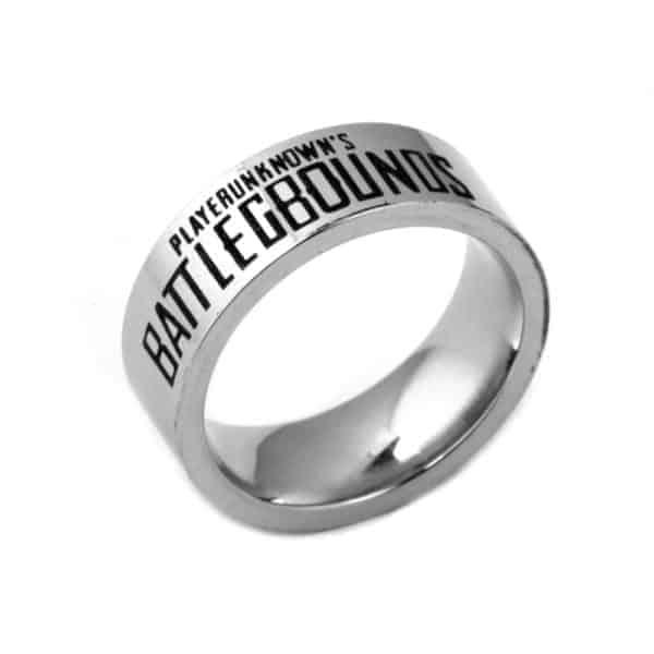 Playerunknown's Battlegrounds ring