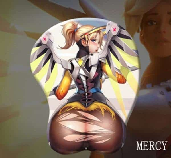 Mercy Mouse Pad