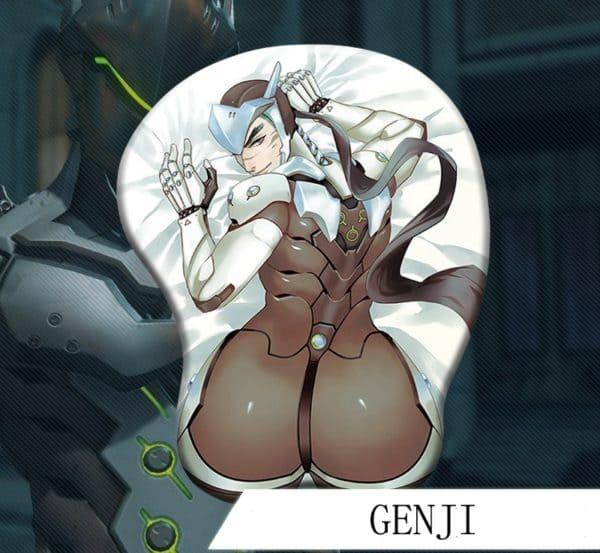 Genji Mouse Pad