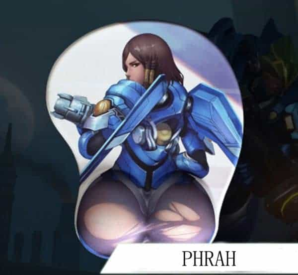 Pharah Mouse Pad