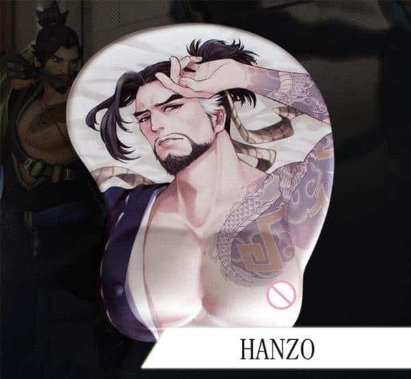 Hanzo Mouse Pad