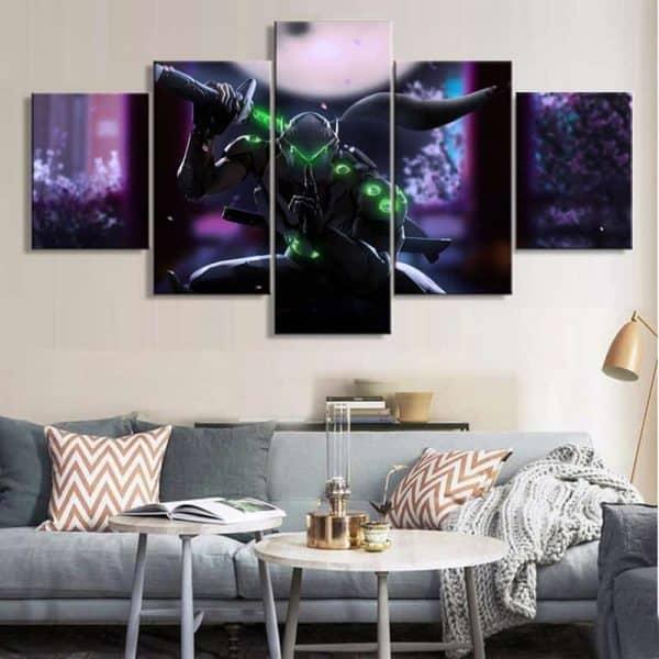 Genji Canvas