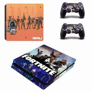 Fortnite Skin Sticker PS4 Playstation Controller skin