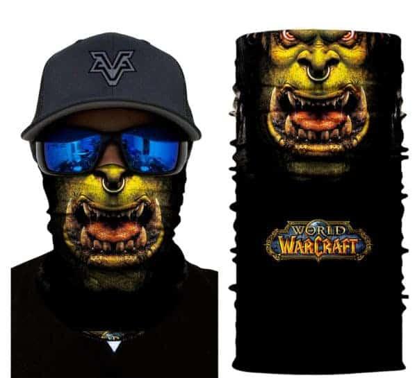 World Of Warcraft Head Bandana Fel Orc