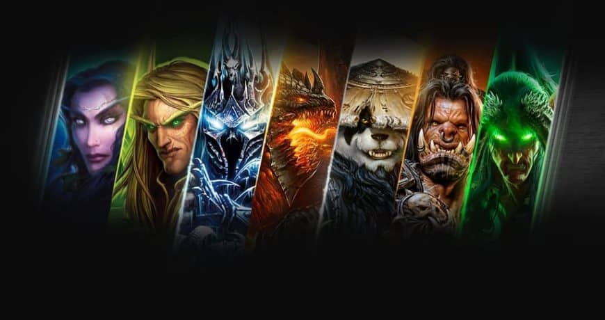 World of Warcraft is now Subscribe-to-Play