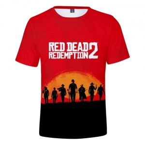 Red Dead Redemption 2 T-Shirt