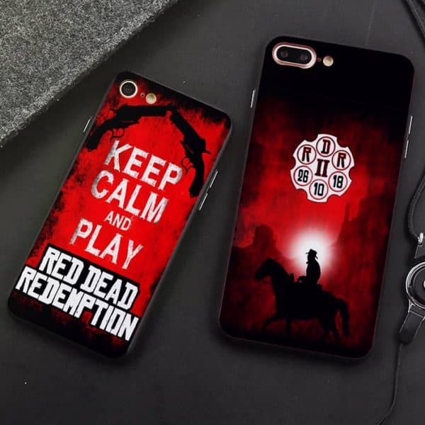 phone case for red dead 2