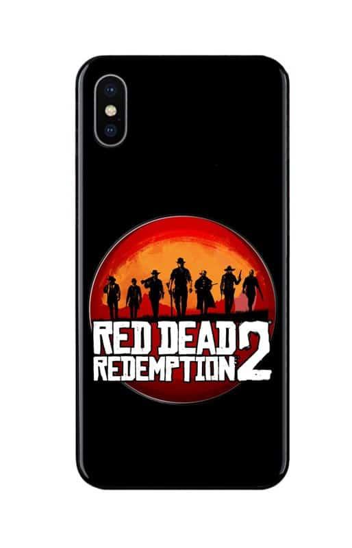 red dead redemption iphone samsung case