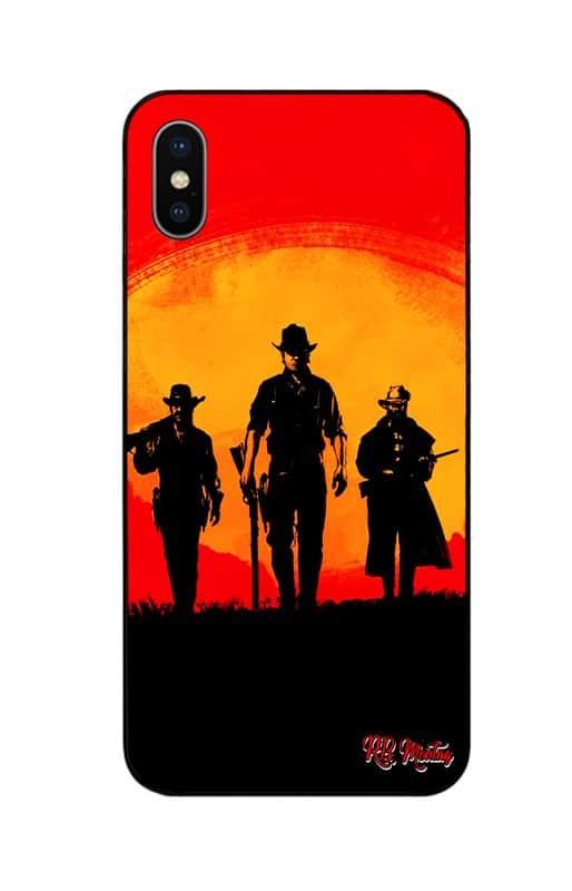 western phone case from rockstar