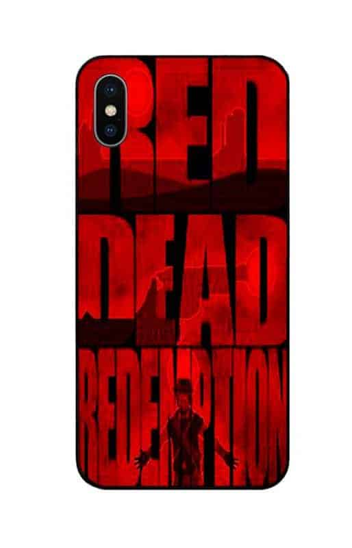 case of red dead redepmtion 2 for phone
