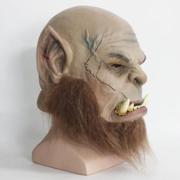 World of Warcraft Orgrim Doomhammer Mask 2